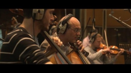 Making of Beyond: Two Souls - The Soundtrack