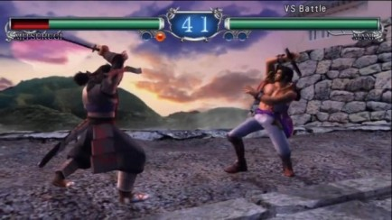 Gameplay Video - Mitsurugi VS Maxi