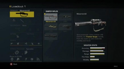 Onslaught DLC - NEW Maverick Gun